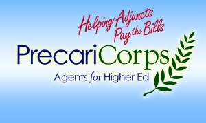PrecariCorps, Helping Adjuncts Pay the Bills